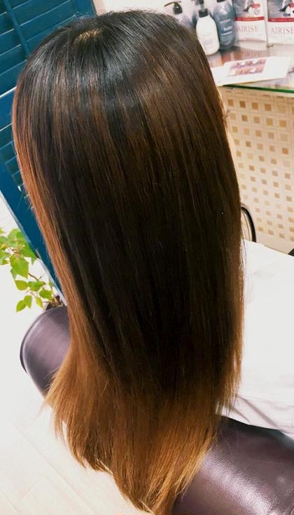 【minimo初回限定価格】【❤️大人サラサラヘアに❤️】カット & 髪質改善トリートメント(アイロン施術込)