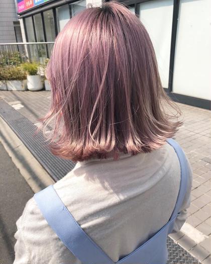 【人気No.2】外国人風ダブルカラー