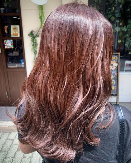 💖トゥルントゥルン💖髪質改善カラー+3stepトリートメント(お持ち帰り付き)🧸✨