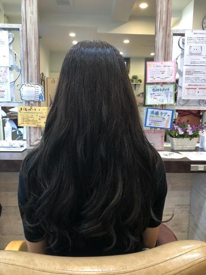 💜白髪が気になる大人女子へ💜色味の選べる全体カラー