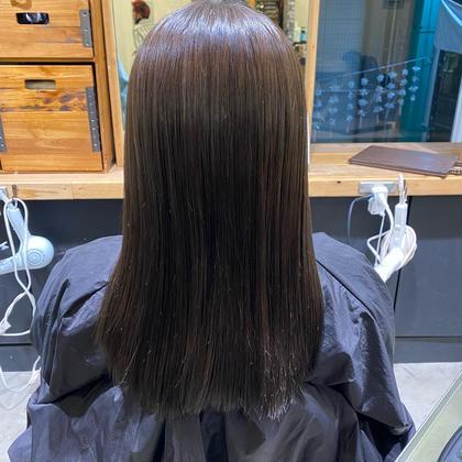 💡🙍🏼♀️ダメージレス髪質改善縮毛矯正モデル先着5名‼️