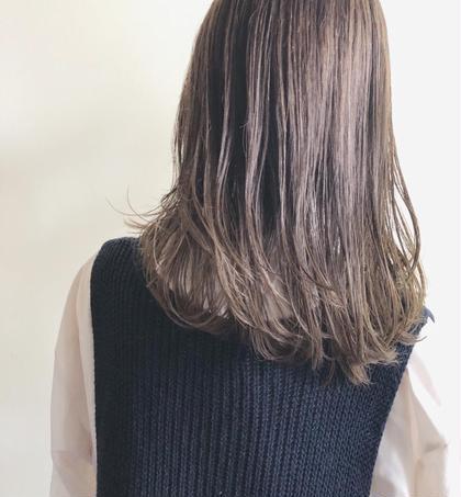 ブリーチが必要になります^ ^ hairterraceproject所属・松吉晃征のスタイル