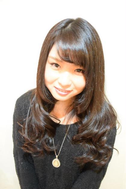 小顔パーマスタイル! ROOP  HairDesign所属・Roop谷塚店のスタイル