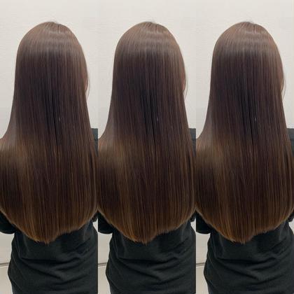 🌹✨艶カラー&髪質改善トリートメント✨🌹