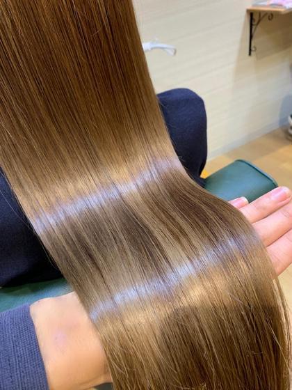 《🥇注目度No.1🥇》髪質改善水素トリートメントULTOWA+炭酸ベッドスパ5分(+¥1000で前髪カット追加可)