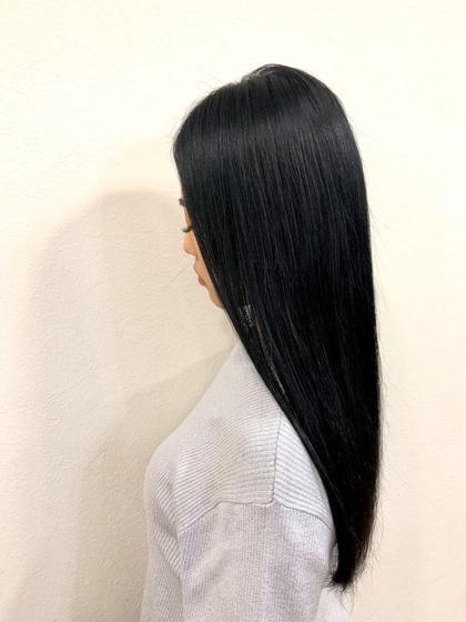 【まとまりある艶やかな髪へ】カット+TOKIO トリートメント ¥8250→¥6980