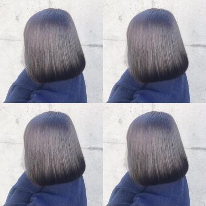 💘【当店オリジナル🦄】髪質改善シルクColor➕高保湿ケラチンシャンプー➕髪質改善シルクエステトリートメント💘