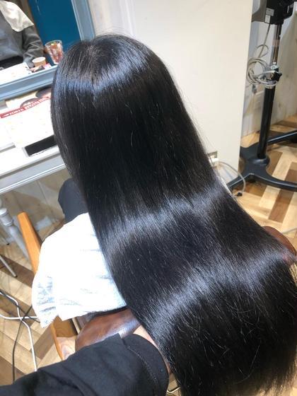 🌈トリートメント人気No.1🌈髪質改善✨FORTE自社開発の髪質改善のオリジナルトリートメント💖無料コテ巻き付き