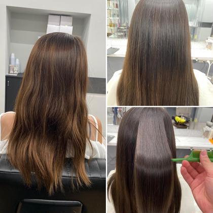 🌈今だけ❗️🌈髪質改善🌸✨話題のSHISEIDO酸熱サブリミックトリートメント✨