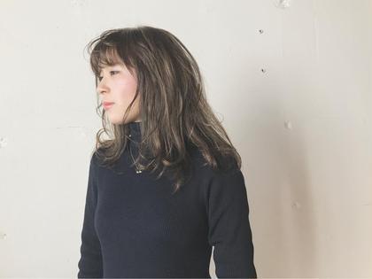 SAVA keyaki店所属・satonozomiのスタイル