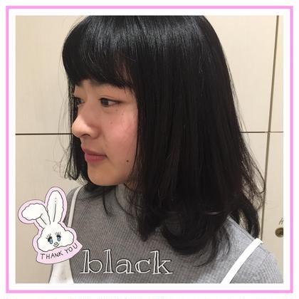 黒髪でも重たくなりすぎないかわいいカットに Rad所属・高橋みさきのスタイル