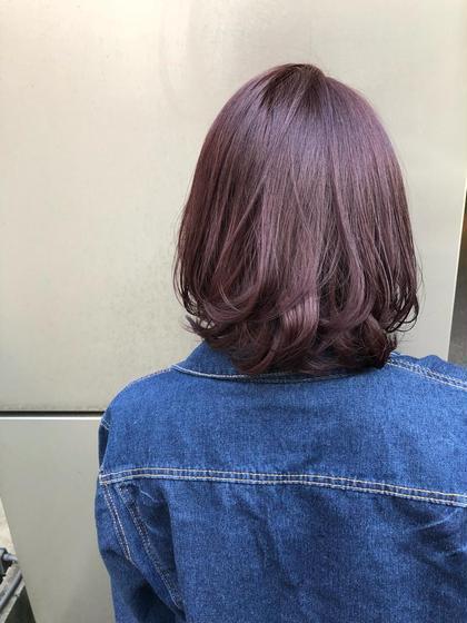 ショート violet