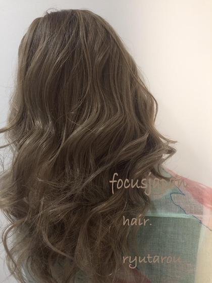 ✨外人風グラデーション✨  hair&makeNOISMekahi所属・野口隆太郎のスタイル
