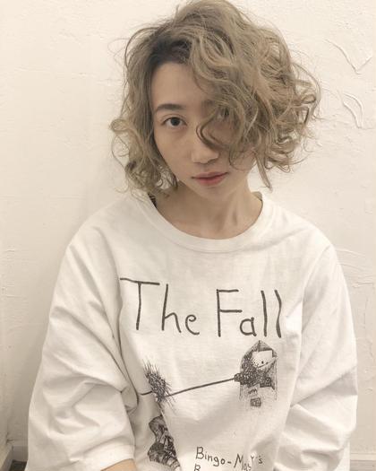 ⭕️1番人気⭕️ダブルカラー &ケアブリーチ&カット(short)