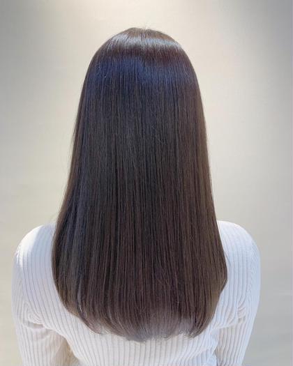 【極上ヘアケアコース】髪質改善トリートメント+選べるヘッドスパ