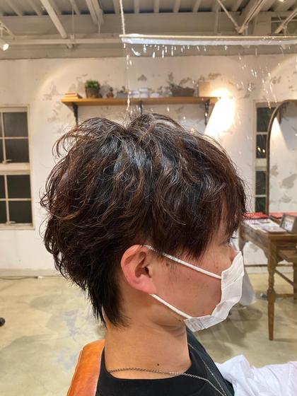 カット&パーマ【メンズ限定】12/3 19時30分~ 12/4 空きあります💝