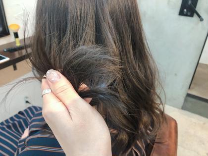 《平日限定・初回のみ》選べるヘアカラー ☆ ふわっと柔らかく♪ 透明感カラー ☆☆