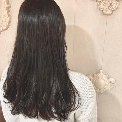 【5月限定‼️】 透明感ヘアカラー & うるツヤAujuaトリートメント&前髪カット無料✨