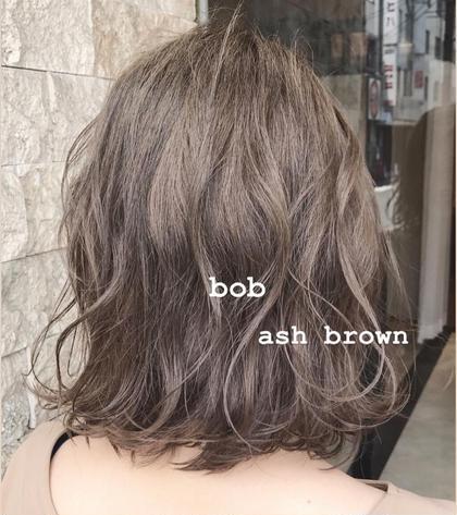 【メンテナンスメニュー♪】前髪カット & カラー