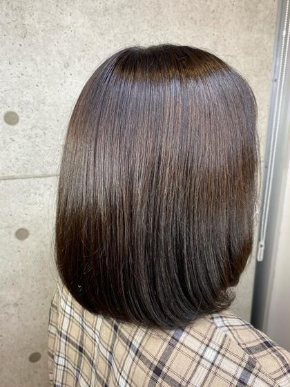 🌴ダメージの気になるお客様へ🌴今流行りのダメージレスカラー🌈イルミナカラー🌈を使用してうる艶髪になりませんか?✨