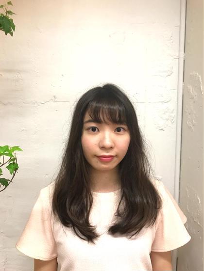 ♡伸ばしているけど前髪が気になる方、前髪cut&スペシャルトリートメント♡