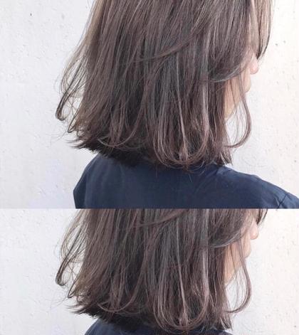 アディクシーカラー×ハイライト 店長片岡達紀のショートのヘアスタイル