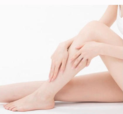 Woman☆美肌脱毛☆足全体【足の付け根から甲/指まで全体】