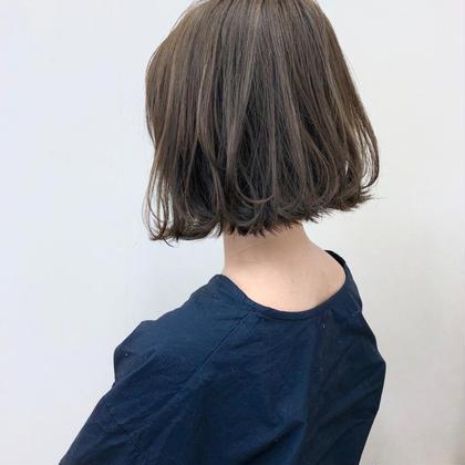 夏休み学生限定💓ヘアカラー & トリートメント