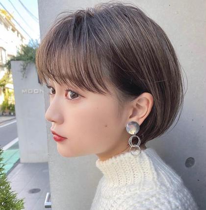 Question所属の木村光崇のヘアカタログ