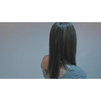 髪が生まれ変わる 酸熱トリートメント