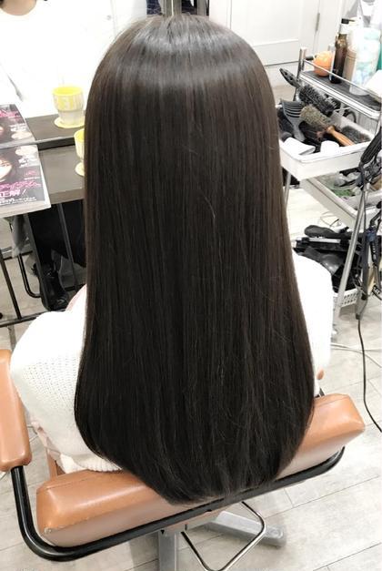 似合わせカットで長さを整え毛量の調整をして美髪を手に入れてください Va7所属・トップスタイリストSegawaのスタイル