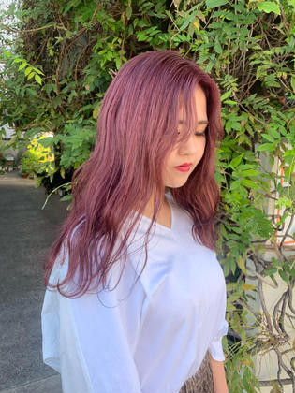 LAPENSEEVERT所属の湯山美佳のヘアカタログ
