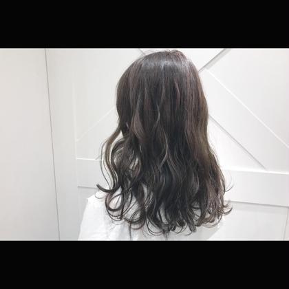 セットプラン★1番人気★3Dダブル color【ハイライトのみ】+treatment