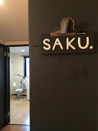 ワンルームマンションの1室のプライベートサロンです。  まつえくRoom SAKU.所属・前田洋子のフォト