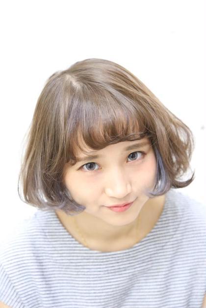 CHARMAN所属・アシクボコトヨのスタイル