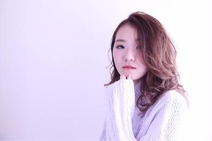 hair&spa an contour所属・三浦彩夏のスタイル