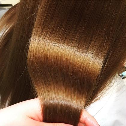 髪質改善☆プラチナトリートメント