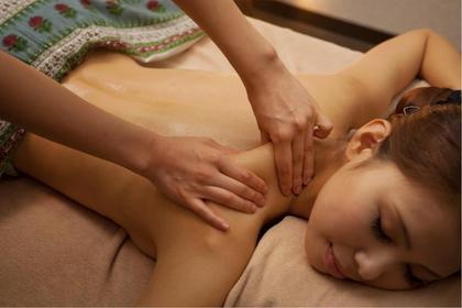 お疲れ箇所を集中的に!肩・腰・首筋など、お好みやお疲れ箇所をお伝え下さい。