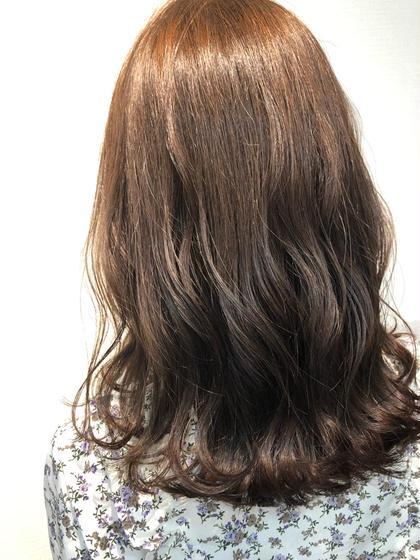 ✨学生限定割(24歳まで)✨前髪カット+カラー+3stepトリートメント
