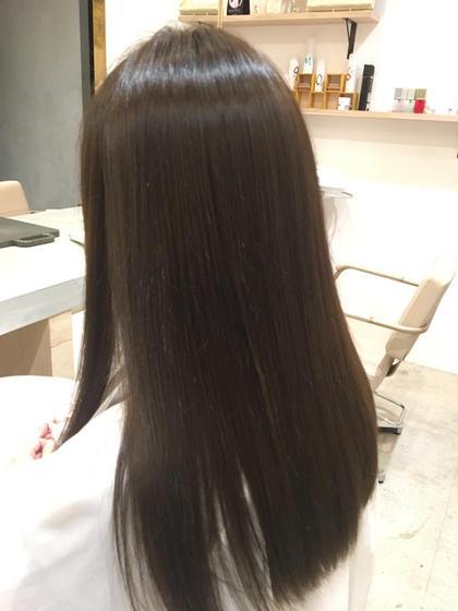 フルカラー+髪再生TOKIOトリートメント(ナノスチーム&お持ち帰り用ホームケアトリートメント付)