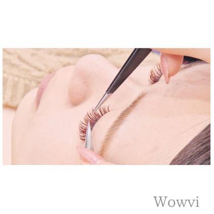 Wowvi(ワウビー)所属のwowviアイリストのマツエクデザイン