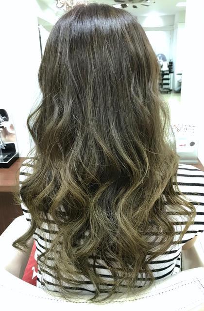 Ash武蔵境店所属の齊藤久恵のヘアカタログ