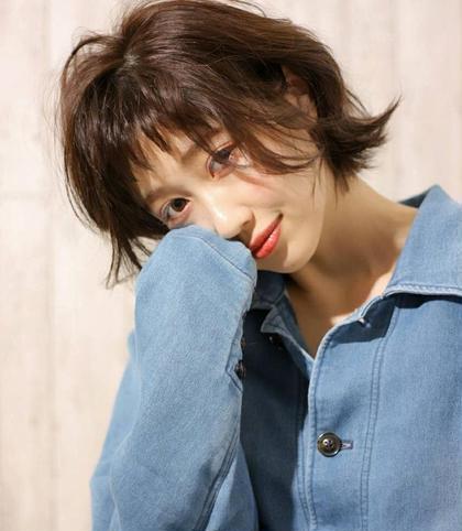 【ご新規限定♪】似合わせカット&フルカラー&トリートメント   ¥5490~