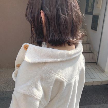 【似合わせカット&透明感カラー&ヘッドスパ】