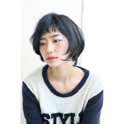 【カットモデル】 マニッシュショート 顔まわりの軽さで輪郭をすっきり見せるスタイル Lasente  lycee所属・羽山実栗のスタイル