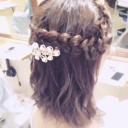 ✨モテヘアーアレンジ✨ 松本芳春のヘアアレンジ