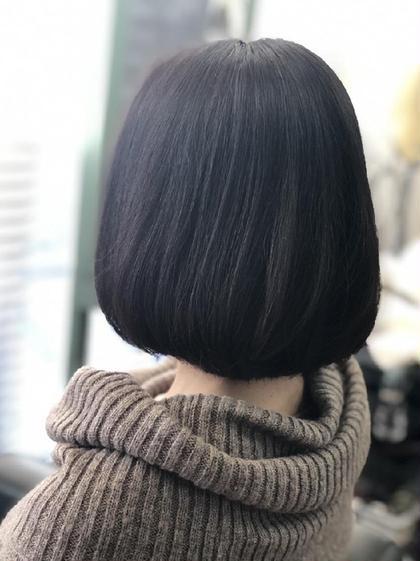 ☘️デザインカット&オリジナルヘアカラー【白髪染めorおしゃれ染め】&3stepトリートメント☘️