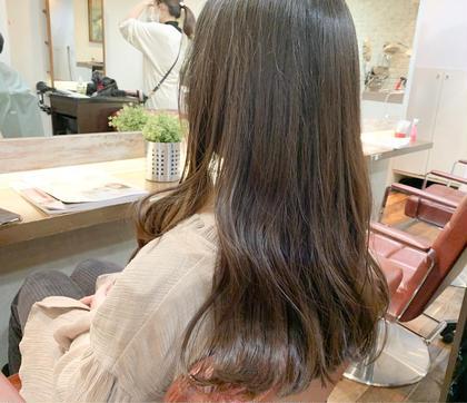 レディースカット✂︎✨芸能人愛用オージュアシャンプーで髪の悩みも解決⭐️