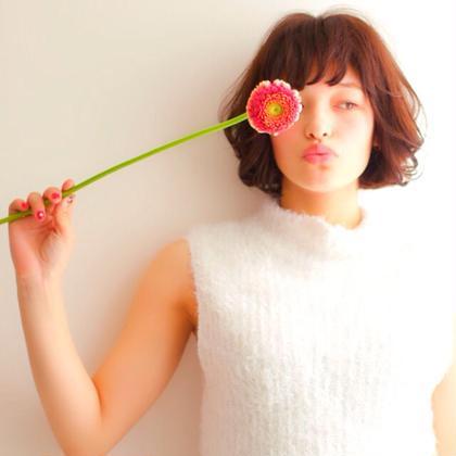 ブリーチ剤を使用しないピンク系ダブルカラーです☆ petitgirl所属・petitgirlのスタイル