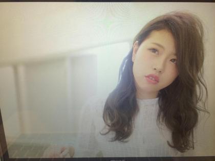 ナチュラルダークアッシュ★ゆる巻き〜♫ Lee twice 阿倍野店所属・新家英明のスタイル